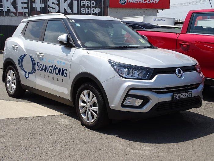 2018 SsangYong Tivoli EX X100 Silent Silver