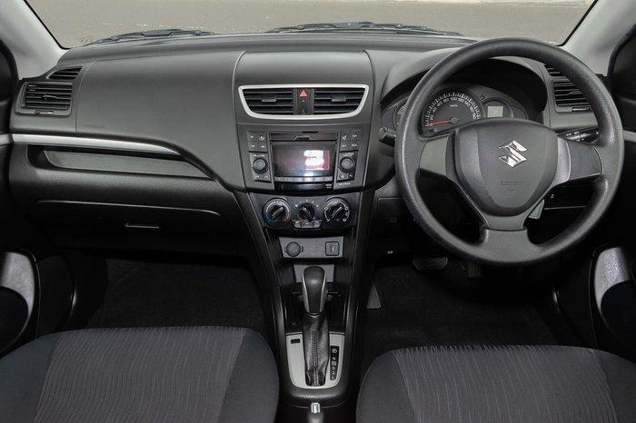 2013 Suzuki Swift GL FZ White