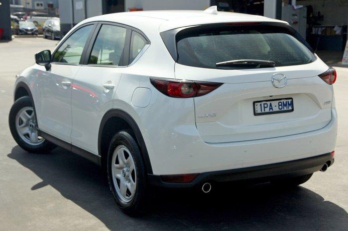 2019 Mazda CX-5 Maxx KF Series White