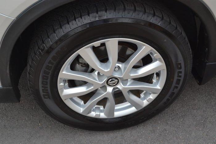 2017 Nissan X-TRAIL ST T32 Series II Silver