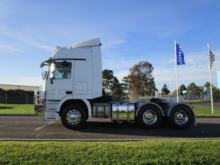 2015 MERCEDES-BENZ 2655 ACTROS null null null