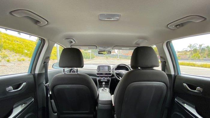 2018 Hyundai Kona Go OS.2 MY19 Blue