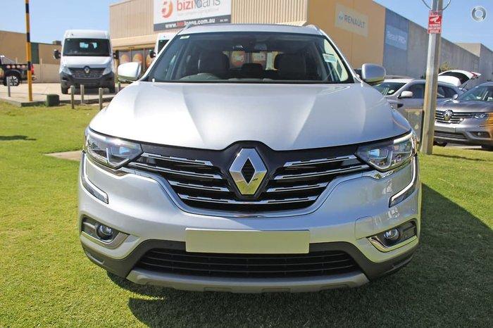 2019 Renault Koleos Intens HZG Four Wheel Drive Silver