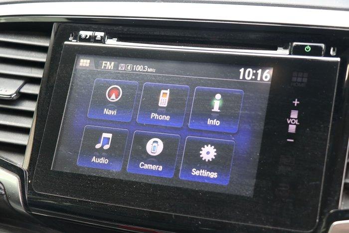 2014 Honda Odyssey VTi-L 5th Gen MY14 Silver