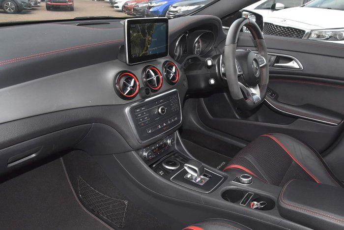2015 Mercedes-Benz CLA-Class CLA45 AMG C117 Four Wheel Drive Black