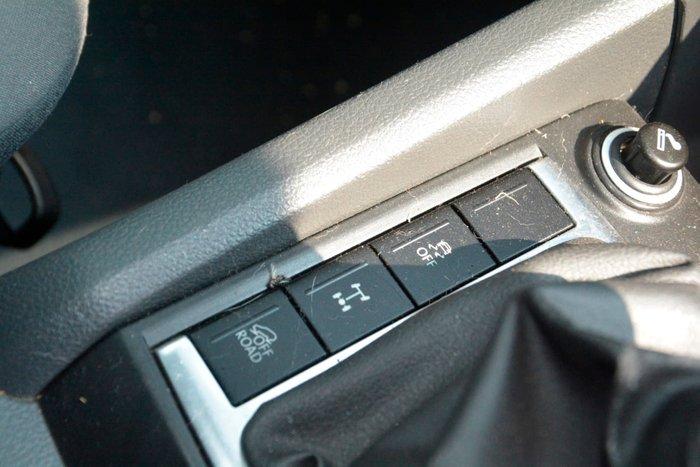 2015 Volkswagen Amarok TDI400 2H MY15 4X4 Dual Range Silver
