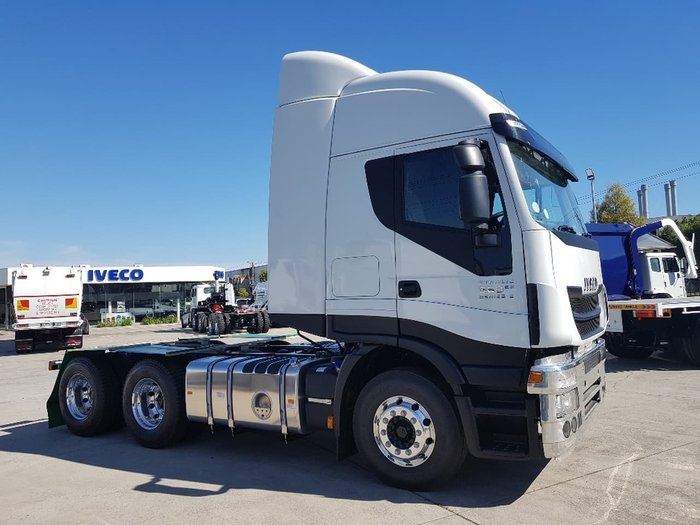 2020 IVECO STRALIS AS-L 560 6X4 PRIME MOVER null null White