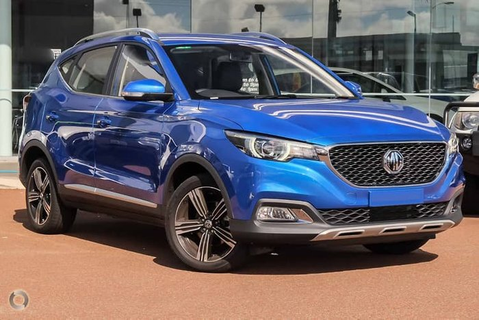 2019 MG ZS Essence AZS1 MY19 Blue