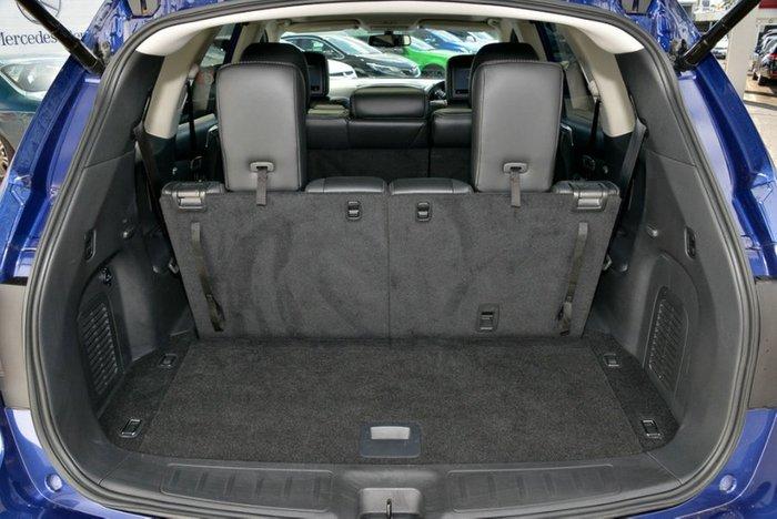 2018 Nissan Pathfinder Ti R52 Series II MY17 4X4 On Demand CASPIAN BLUE