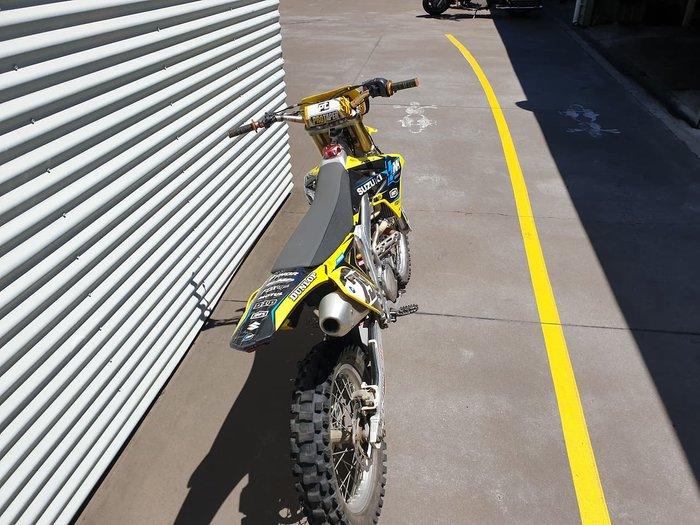 2011 SUZUKI RMX450Z null null Yellow
