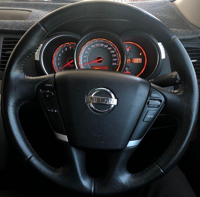 2009 Nissan Murano ST Z51 4X4 Constant Silver