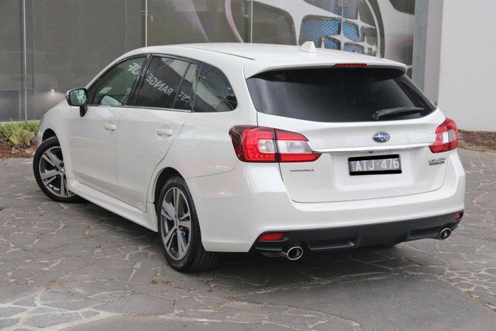 2018 Subaru Levorg 1.6 GT V1 MY18 Four Wheel Drive White