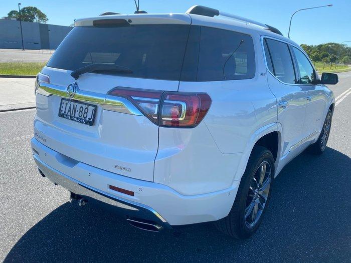 2018 Holden Acadia LTZ-V AC MY19 4X4 On Demand White