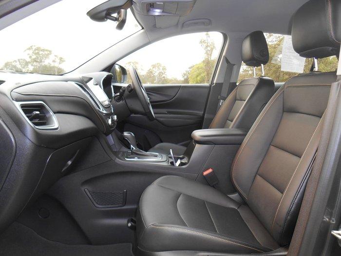 2018 Holden Equinox LTZ EQ MY18 Four Wheel Drive Grey