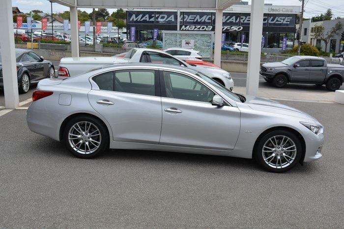 2013 INFINITI Q50 GT V37 Silver