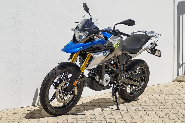 2019 BMW G 310 GS null null Blue