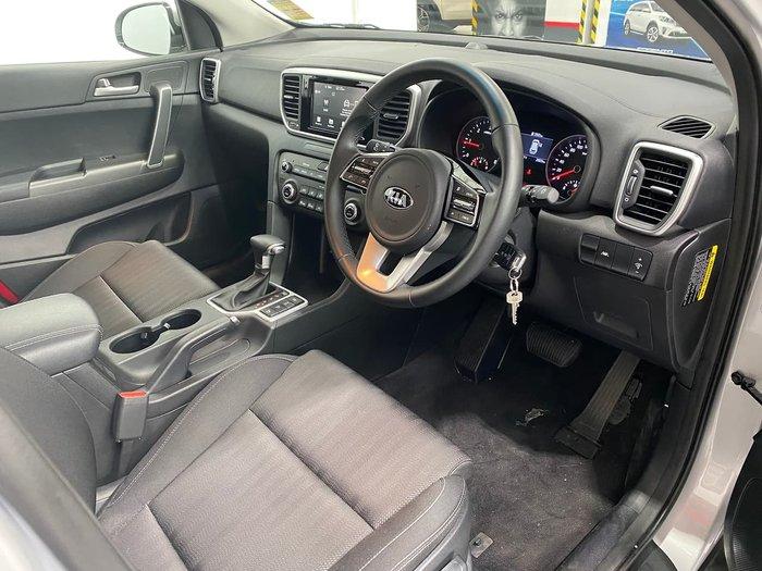 2019 Kia Sportage Si QL MY19 4X4 On Demand Silver