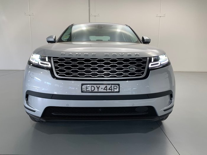 2019 Land Rover Range Rover Velar P250 S L560 MY20 Four Wheel Drive Silver