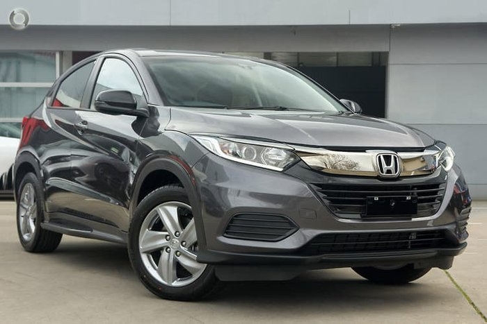 2019 Honda HR-V 50 Years Edition MY20 Grey
