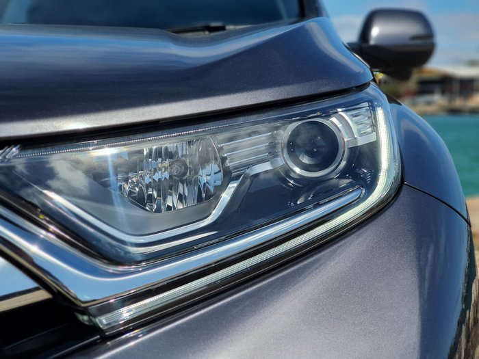 2019 Honda CR-V 50 Years Edition RW MY20 Grey