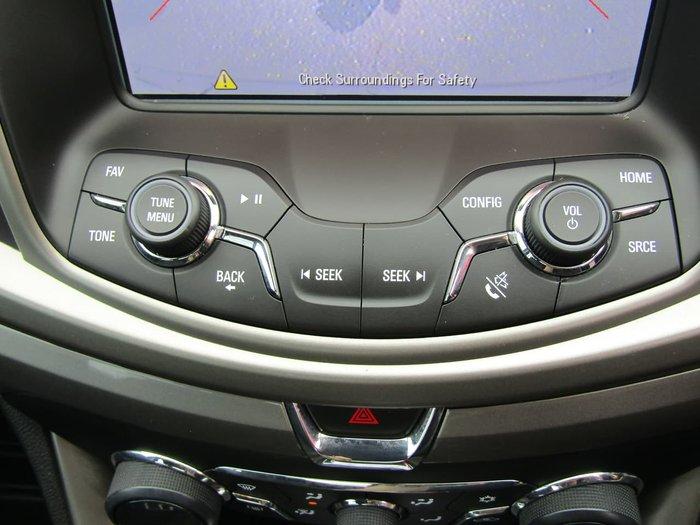 2016 Holden Commodore Evoke VF Series II MY16 Silver