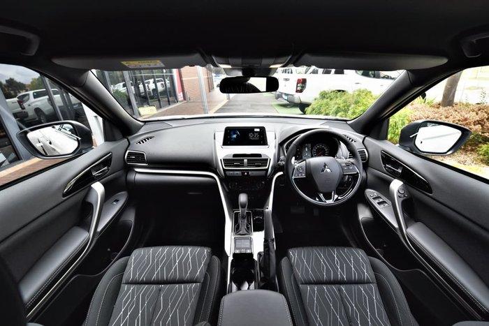 2019 Mitsubishi Eclipse Cross Black Edition YA MY20 White