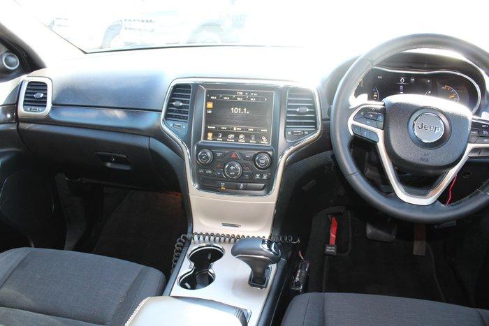 2014 Jeep Grand Cherokee Laredo WK MY14 4X4 Dual Range White
