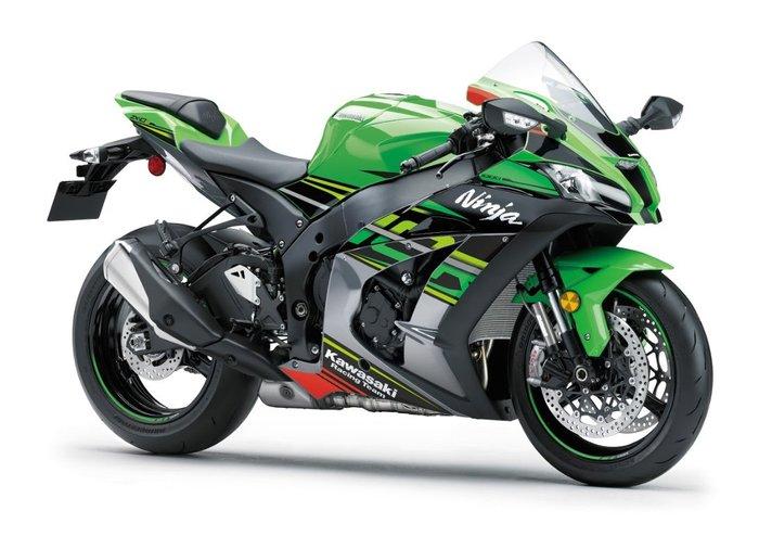 2019 Kawasaki 2019 Kawasaki 1000CC NINJA ZX-10R KRT EDITION SPORTS
