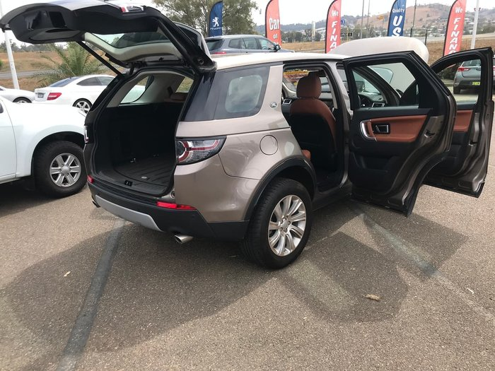 2016 Land Rover Discovery Sport SD4 HSE L550 MY16.5 4X4 Constant Brown