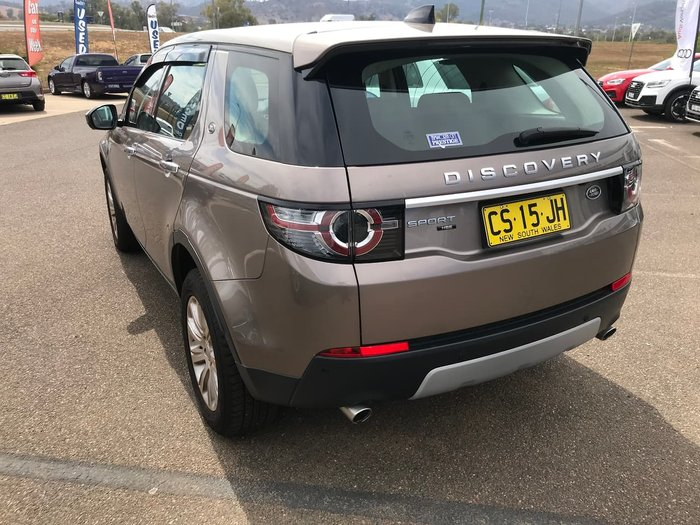 2016 Land Rover Discovery Sport SD4 HSE L550 MY16.5 4X4 Constant Gold