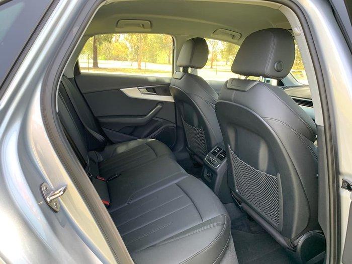2019 Audi A4 35 TFSI B9 MY19 Silver