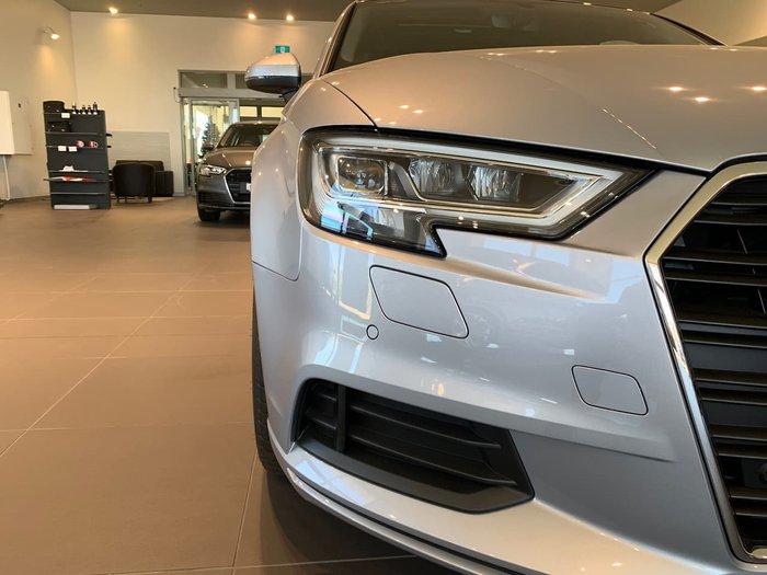 2019 Audi A3 35 TFSI 8V MY19 Silver