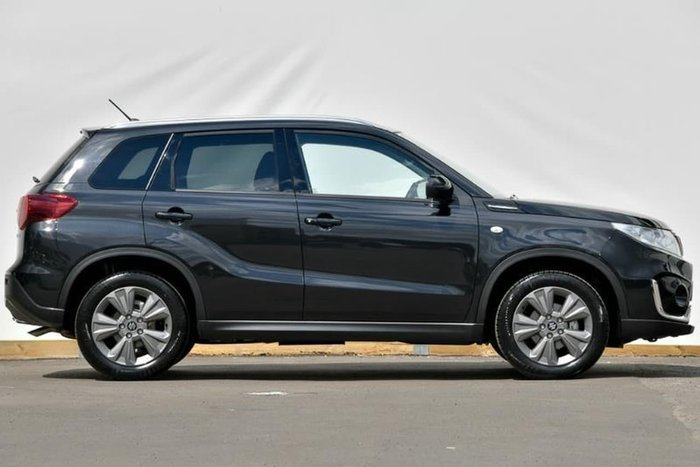 2019 Suzuki Vitara LY Series II Cosmic Black