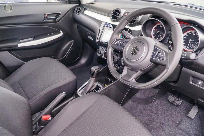 2019 Suzuki Swift GLX Turbo AZ Black