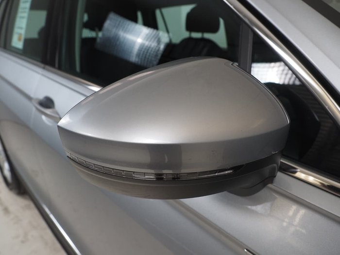 2019 Volkswagen Tiguan 132TSI Comfortline Allspace 5N MY19.5 Four Wheel Drive Silver