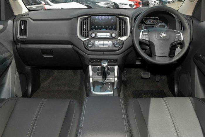 2019 Holden Colorado LTZ RG MY20 4X4 Dual Range SUMMIT WHITE