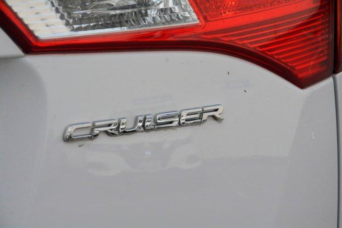 2013 Toyota RAV4 Cruiser ASA44R 4X4 On Demand White