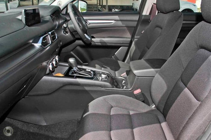2019 Mazda CX-5 Maxx KF Series Grey