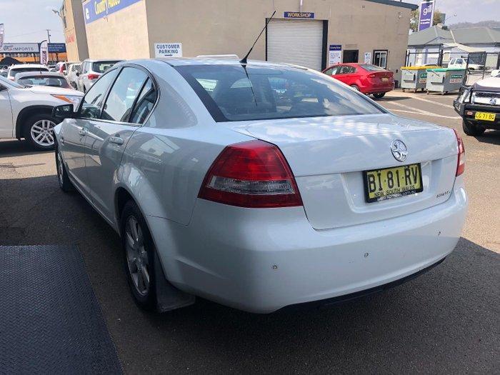 2008 Holden Berlina VE White