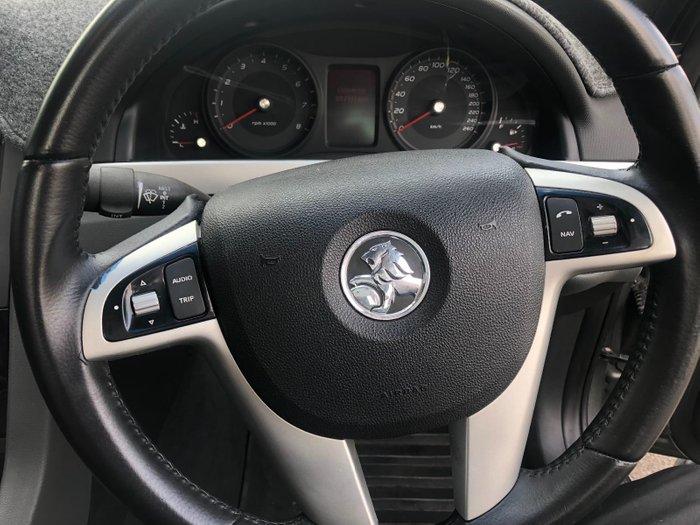 2012 Holden Ute SS Z Series VE II MY12.5 Grey