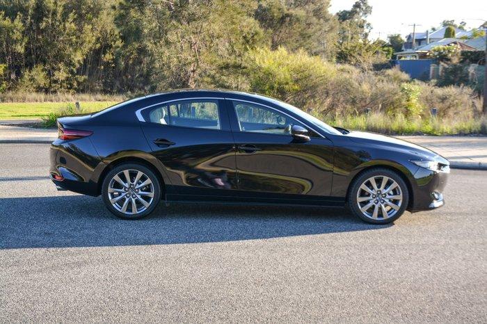 2019 Mazda 3 G25 Astina BP Series Black