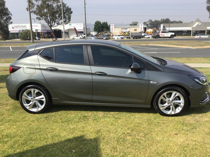 2017 Holden Astra RS BK MY17 Grey