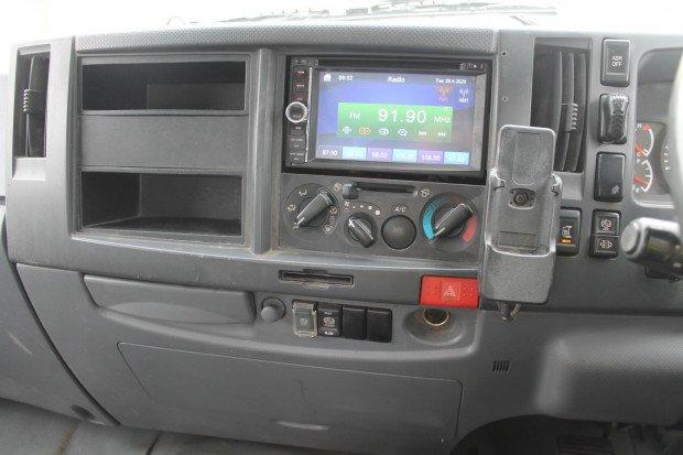 2008 Isuzu FRR600 Medium Service Body
