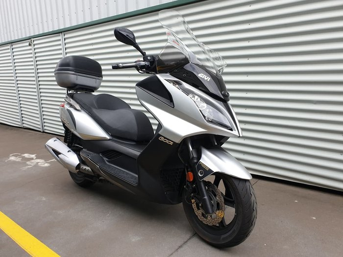 2011 KYMCO DOWNTOWN 300I ABS null null Silver
