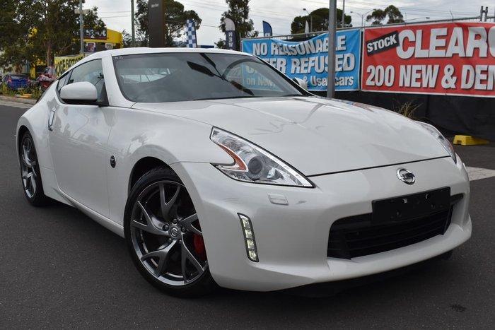 2017 Nissan 370Z Z34 MY17 White