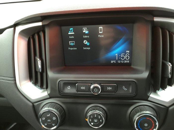 2018 Holden Colorado LS RG MY19 GUN DARK SHADOW