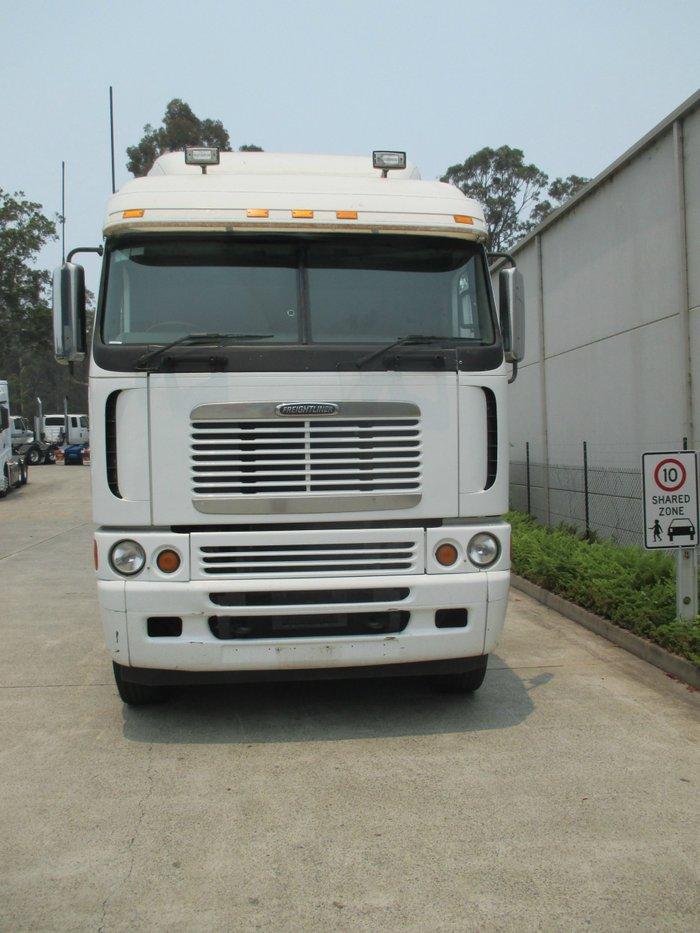 0 Freightliner Argosy