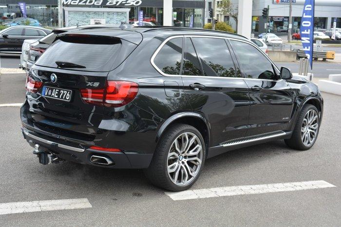 2013 BMW X5 xDrive50i F15 4X4 Constant Black