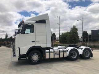 2012 Volvo FM13 120 tonne rated