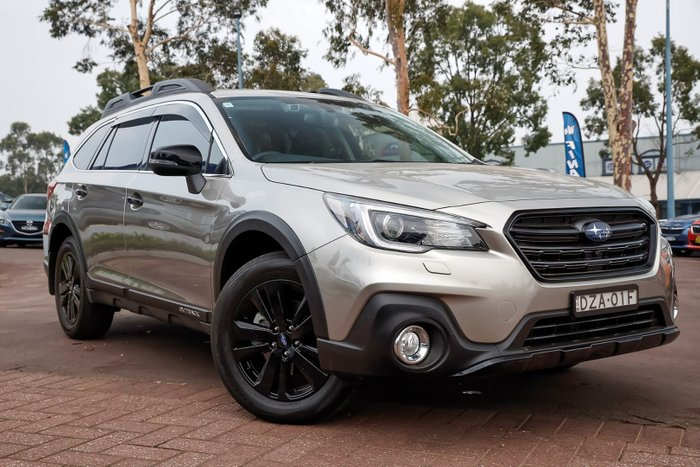 2018 Subaru Outback 2.5i Premium 5GEN MY18 Four Wheel Drive Gold